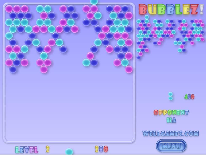 Bubblez Spielen