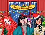 Princess Christmas Beards