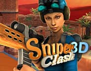 Sniper Clash 3D
