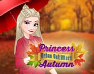 Prinzessin Urban Outfitters Herbst