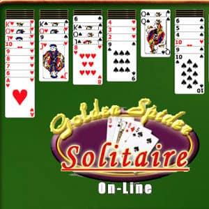 Golden Spider Solitaire Online Spielen