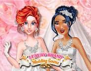 Luxe Designer Brautkleider