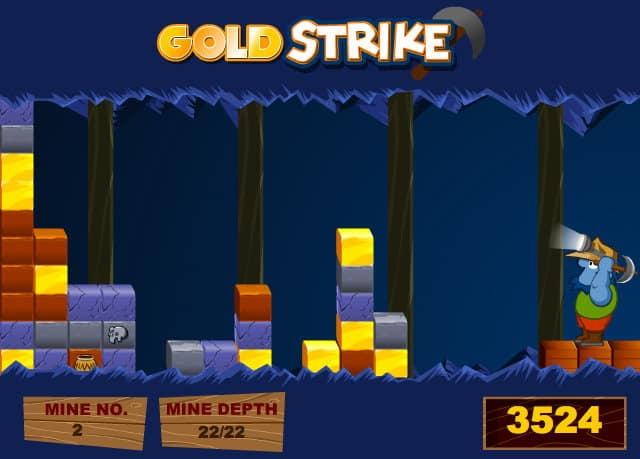 Gold Strike Coole Spiele