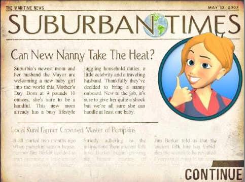 Nanny Spiele