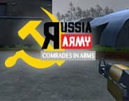 Russia Army: Comrades in Arms
